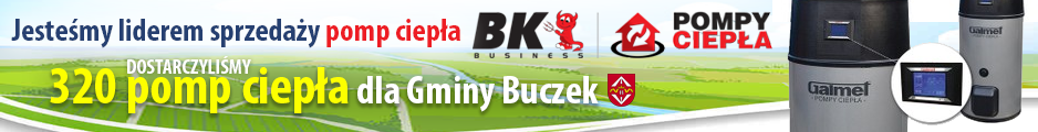 Lider sprzedaży pomp ciepła BK Business
